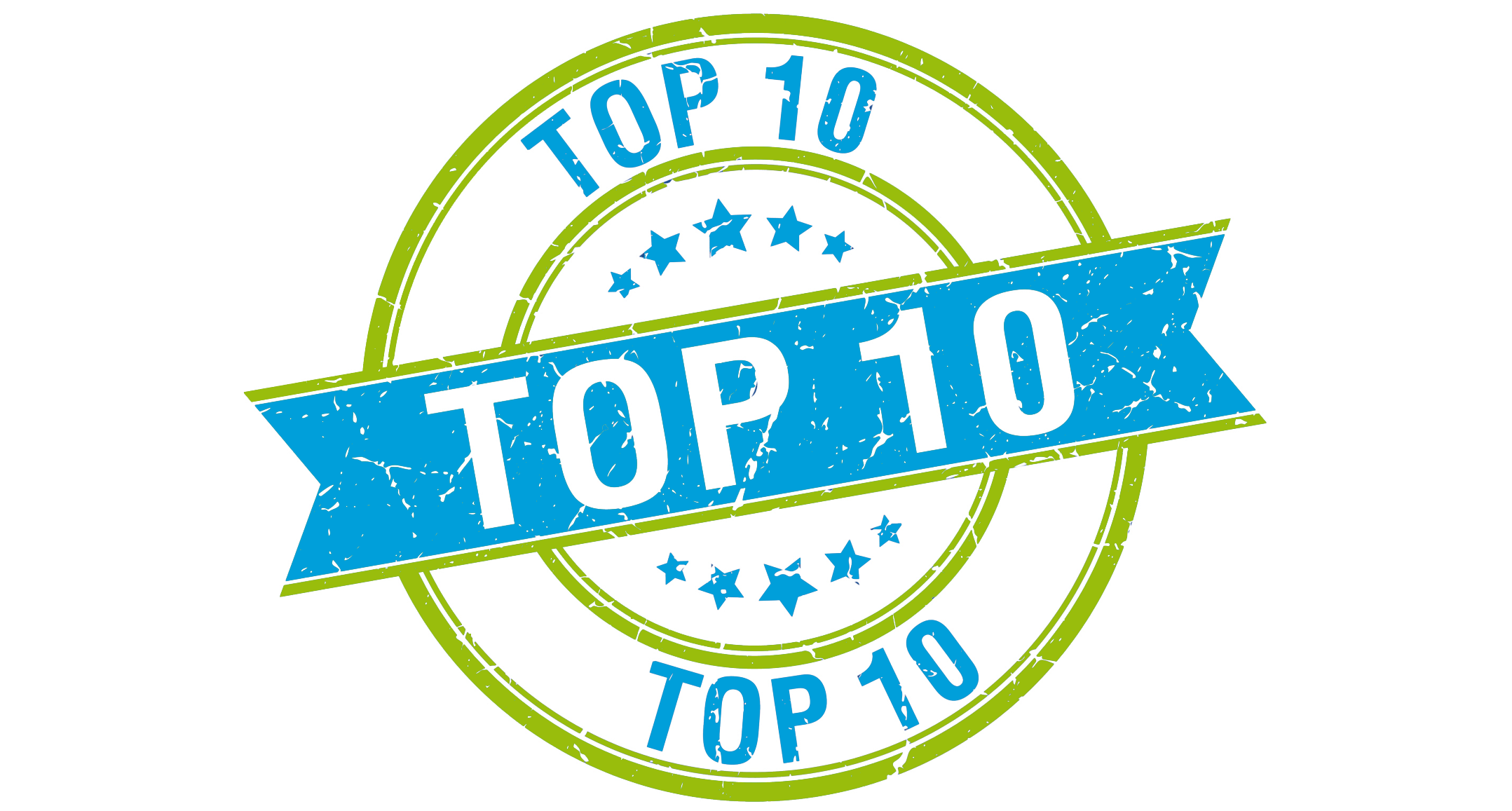 Top 10 technology and application areas in submissions to call 2